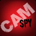 Camspy - silent hidden spy cam icon