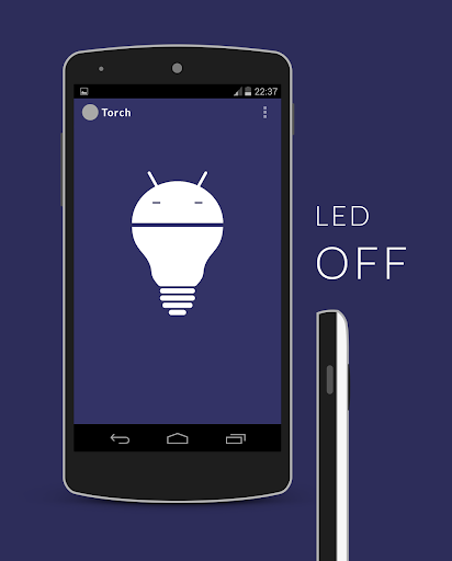 Torch for Android L