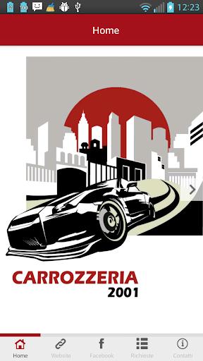 Carrozzeria 2001