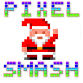 Pixel Smash: Christmas Edition