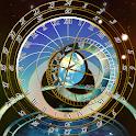 Astronomical_Clock[天文時計のライブ壁紙] icon