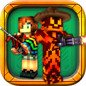 Block Force - Cops N Robbers icon do Jogo