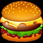 汉堡 icon