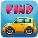 Find My Car (kids puzzle)