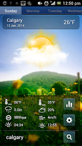 Swipe Weather screenshot 4