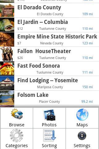 California's Gold Country Trav- screenshot