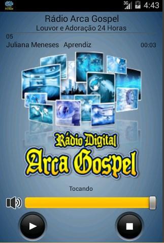 Rádio Arca Gospel