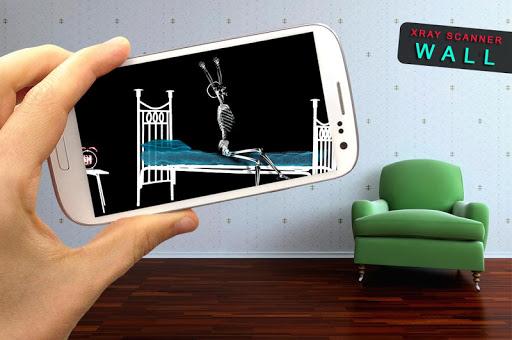 【免費模擬App】X-射線掃描儀牆 (笑话)-APP點子