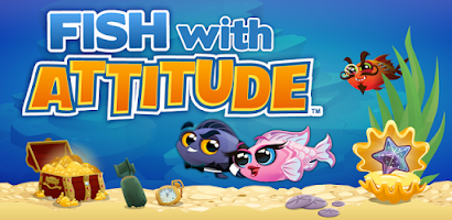 Fish with attitude android app on appbrain for Fish with attitude 2