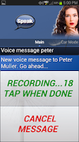 Screenshot of EVA - Voice Assistant