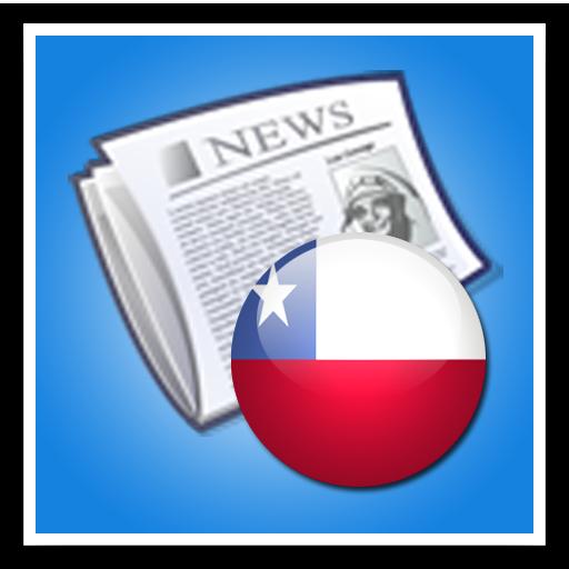 Chile Noticias LOGO-APP點子