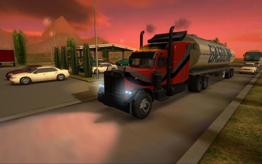 Truck Simulator 3D 2.1 screenshots 9