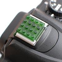 ナノブロック用ホットシュー 4x4 (Nikon他)