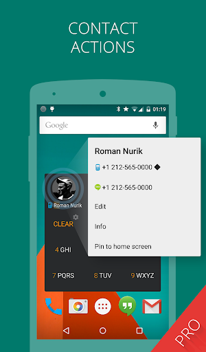 Download AppDialer Pro, instant app/contact search, T9 on PC & Mac