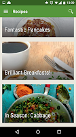 Screenshot of Whisk: Your personal cookbook