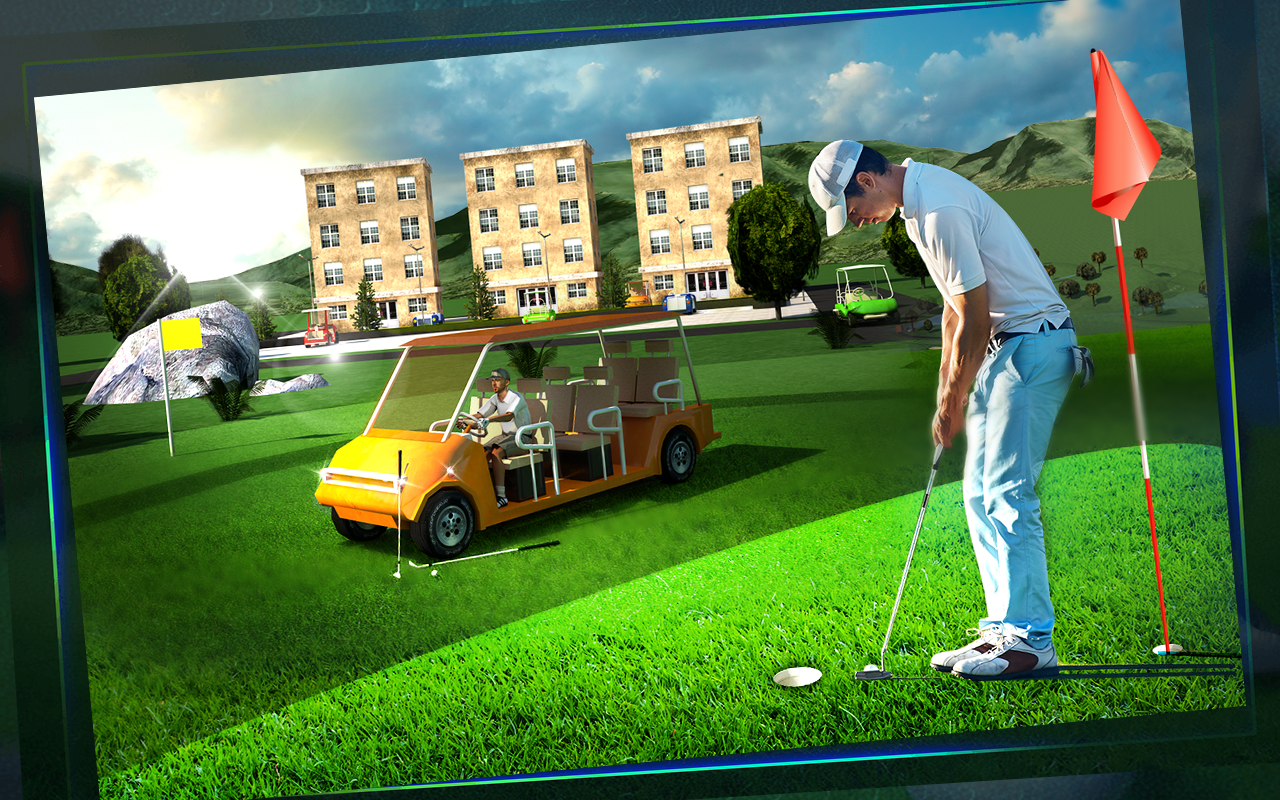 Golf-Cart-Simulator-3D 19
