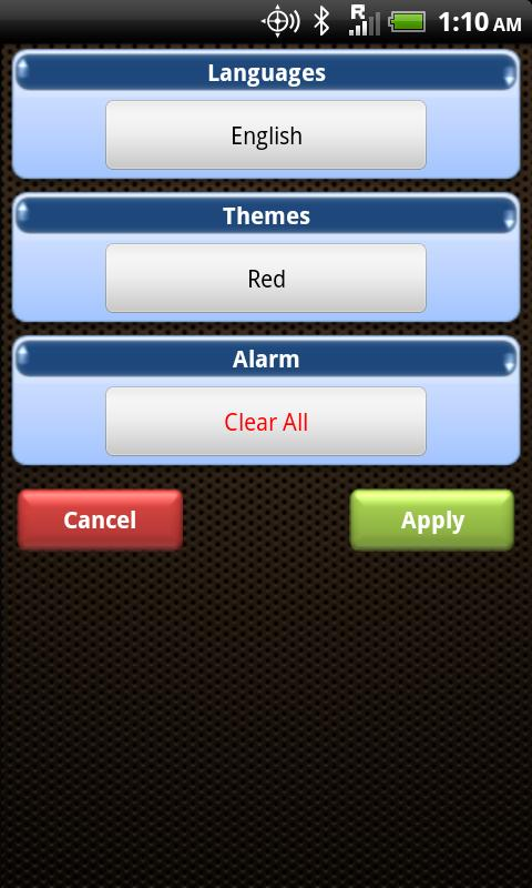 Smart Alarm Clock Free- screenshot