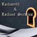 Locksmith and Lockout icon