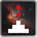 Galaxy Invaders 3D game logo