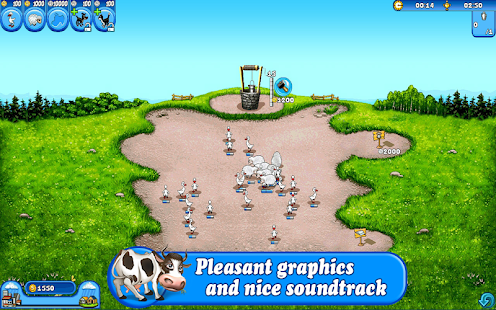 Farm Frenzy Free - screenshot thumbnail