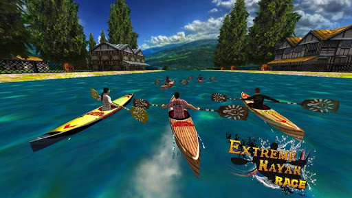 【免費賽車遊戲App】Extreme Kayak-APP點子