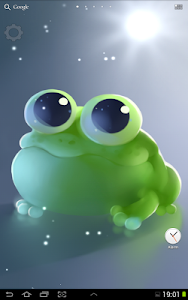 Apple Frog Live wallpaper screenshot 3
