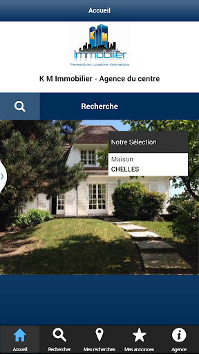 KM Immobilier Agence du Centre