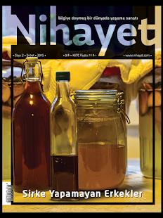 Nihayet - náhled