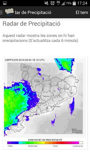 El Temps Catalunya