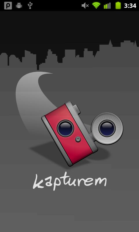 kapturem - screenshot