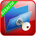 Lock Gallery Stealth icon
