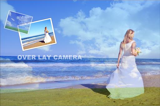 Overlay Camera オーバーレイ カメラ