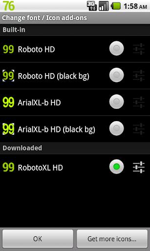 玩程式庫與試用程式App|BN Pro RobotoXL HD Text免費|APP試玩