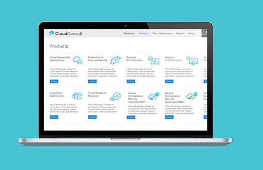 Cloud Consult IT Finance