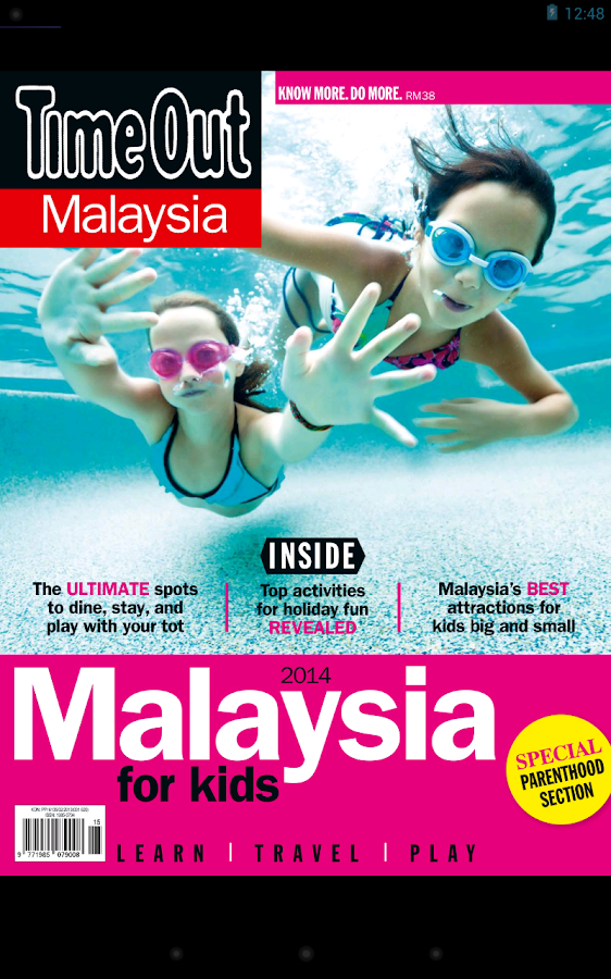 Time Out Malaysia - screenshot