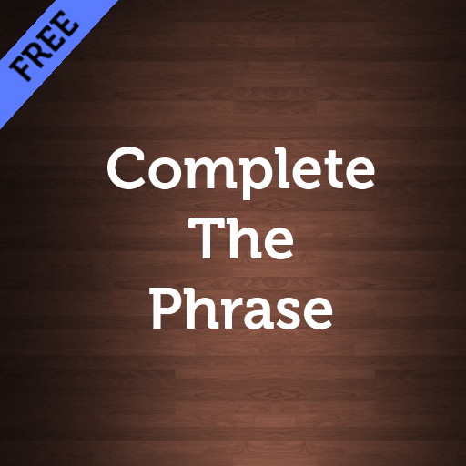 Complete The Phrase Free
