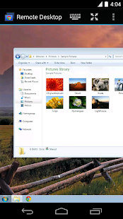 Chrome Remote Desktop - screenshot thumbnail