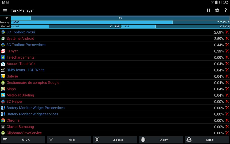 3C Toolbox Pro - screenshot
