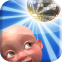Disco Baby : One Cute Baby! icon