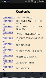Free Agatha Christie Novels APK screenshot thumbnail 2