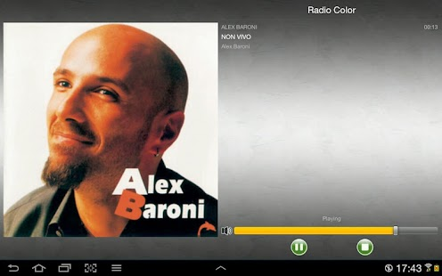 Radio Color - screenshot thumbnail