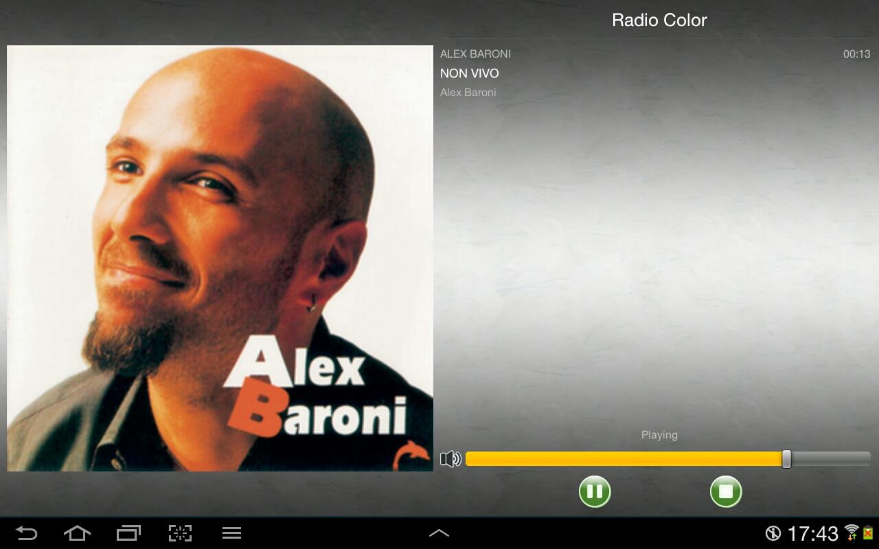 Radio Color- screenshot