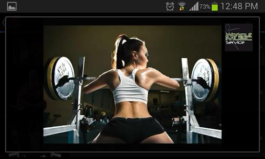 Music For Body Workout - screenshot thumbnail
