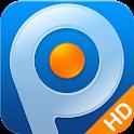 PPTV网络电视HD logo