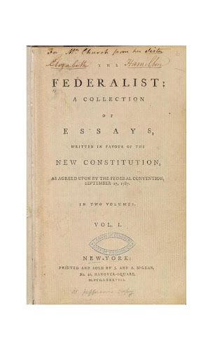 The Federalist Papers audio