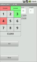 Screenshot of KillSud - killer sudoku