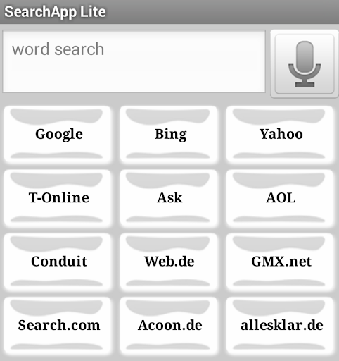 Search App LITE