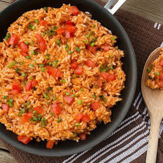 White Rice And Pinto Beans Recipes.