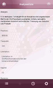 Labortarif (AL) der Schweiz - screenshot thumbnail
