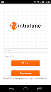 Intratime - TimeClock- screenshot thumbnail